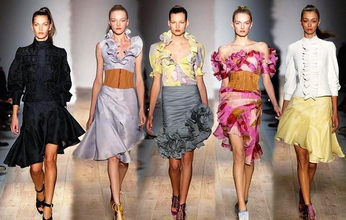 Какую ткань выбрать для юбки