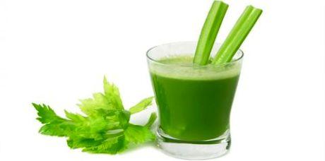 Сок сельдерея – состав и полезные свойства