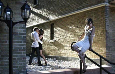 Как вести себя замужней женщине с женатым любовником