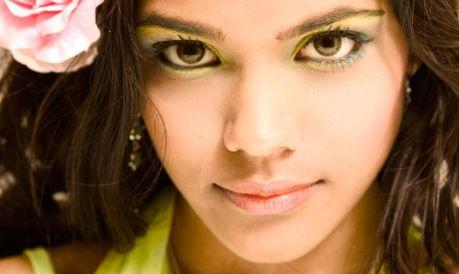 Особенности арабского макияжа