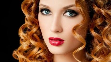 Фото девушки с рыжими волосами