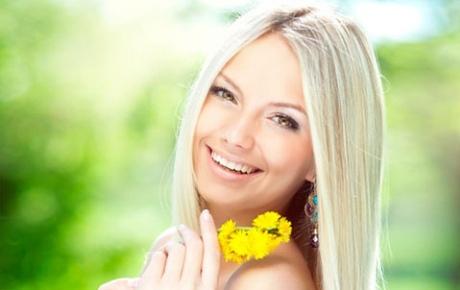 Фото - желтизна волос