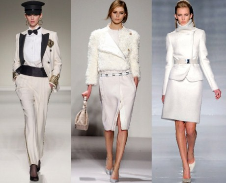 Белый пиджак: с чем его носить?